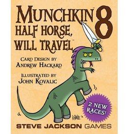 Steve Jackson Games Munchkin 8 Half Horse, Will Travel