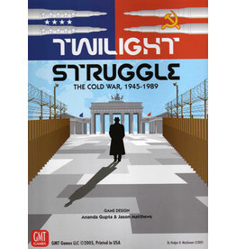 GMT Twilight Struggle Deluxe