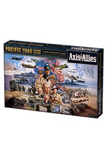 WOTC AH Axis & Allies: 1940 Pacific 2nd Edition