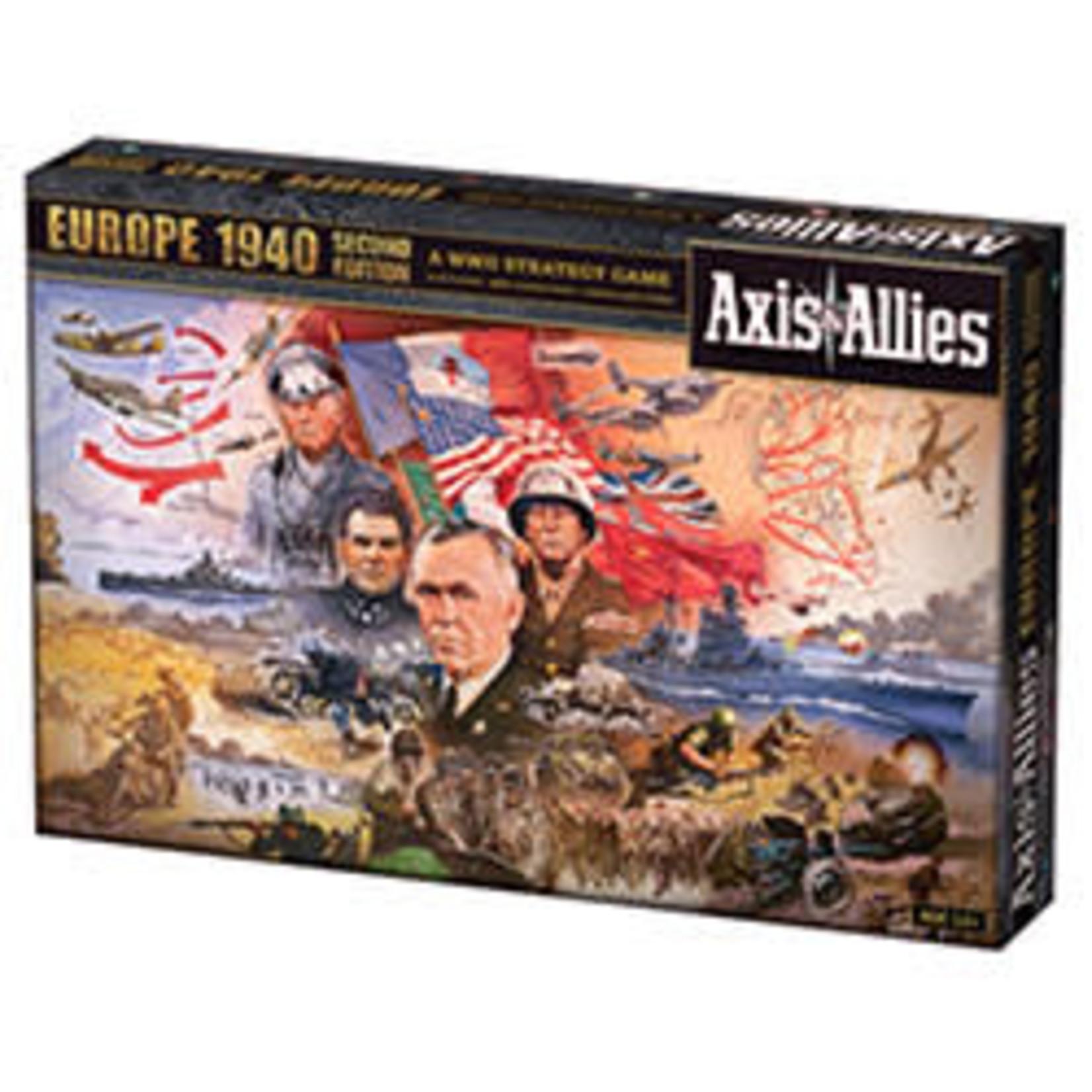 WOTC AH Axis & Allies: 1940 Europe 2nd Edition
