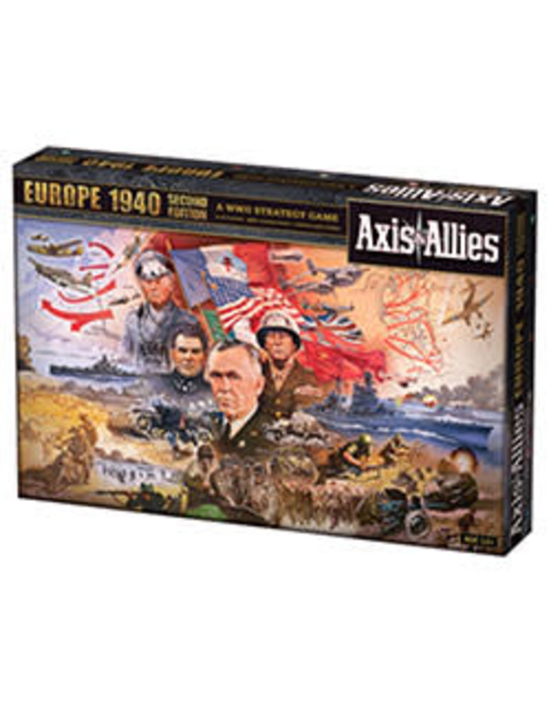 WOTC AH Axis & Allies: 1940 Europe 2nd Edition