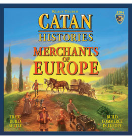 Catan Studios Catan Histories: Merchants of Europe