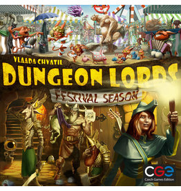 CGE Dungeon Lords Festival Season Expansion