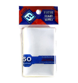 Fantasy Flight Games Mini European Board Game Sleeves (Red)