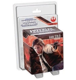 Fantasy Flight Games SWIA  Han Solo Ally Pack