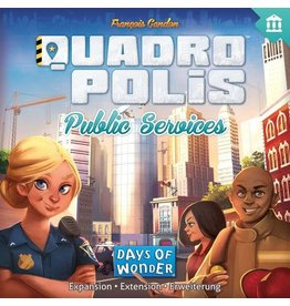 ANA Days of Wonder Quadropolis Public Services