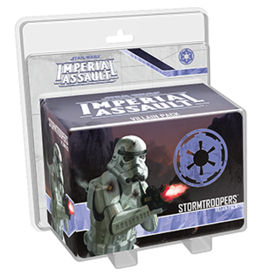 Fantasy Flight Games SWIA: Stormtroopers Villain Pack