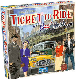 ANA Days of Wonder Ticket to Ride New York