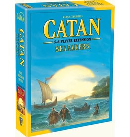 Catan Studios Catan Seafarers 5-6 Player Extension