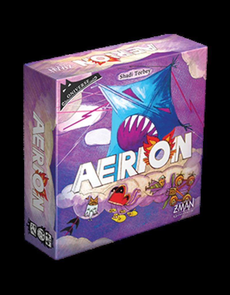 ZMan Games Aerion