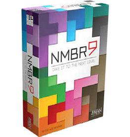 ANA ZMan Games NMBR 9