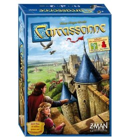 ZMan Games Carcassonne Basic Game