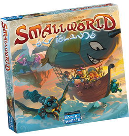 ANA Days of Wonder Small World: Sky Islands Expansion