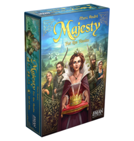 ZMan Games Majesty: For the Realm