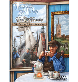 ZMan Games Fields of Arle: Tea and Trade Expansion