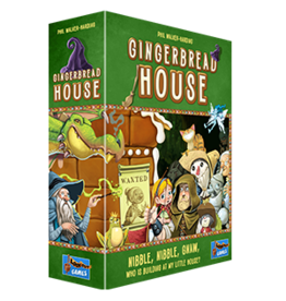 ANA Lookout Games Gingerbread House