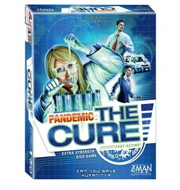 ANA ZMan Games Pandemic: The Cure