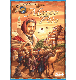 ZMan Games The Voyages of Marco Polo