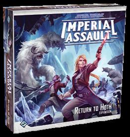 Fantasy Flight Games SWIA: Return to Hoth Campaign