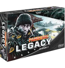 ZMan Games Pandemic: Legacy Season 2 - Black