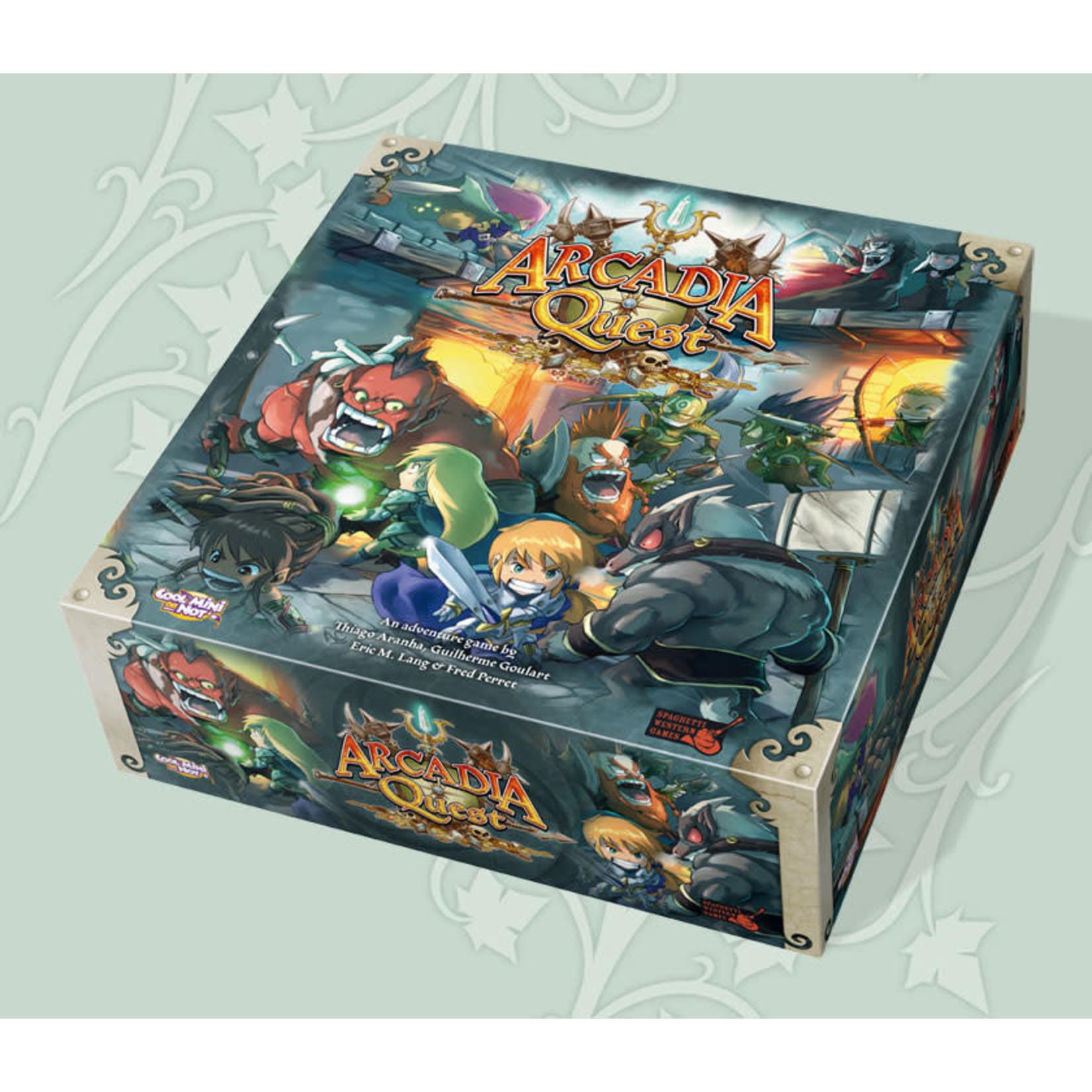 CMON Arcadia Quest Core Box