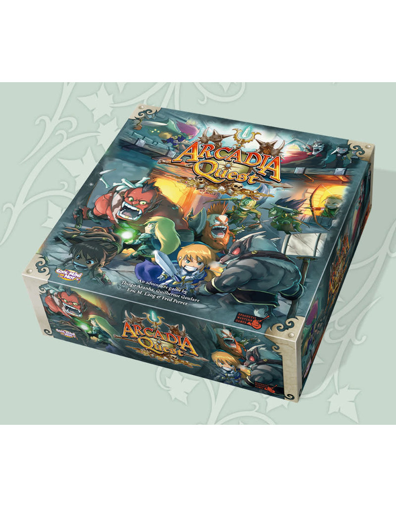 CMON Arcadia Quest Core Box