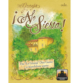 Stronghold Games La Granja: The Dice Game - No Siesta!