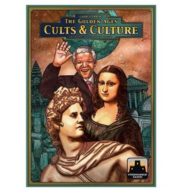 Stronghold Games The Golden Ages: Cults & Cultures