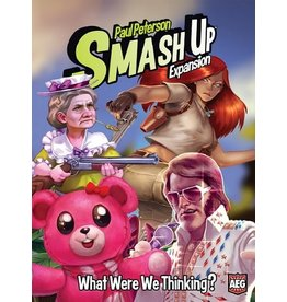 AEG Smash Up What Were We Thinking?