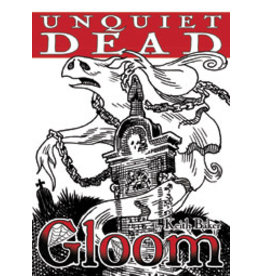 Atlas Games Gloom: Unquiet Dead 2nd Ed