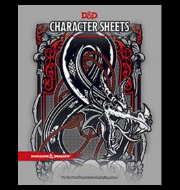 WOTC D&D D&D 5E Character Sheets