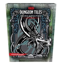WOTC D&D Dungeon Tiles Reincarnated: City 5E