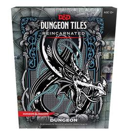 WOTC D&D Dungeon Tiles Reincarnated: Dungeon 5E