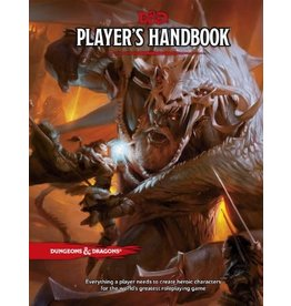 WOTC D&D D&D Player's Handbook