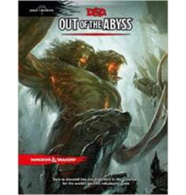 WOTC D&D D&D 5E Out of the Abyss
