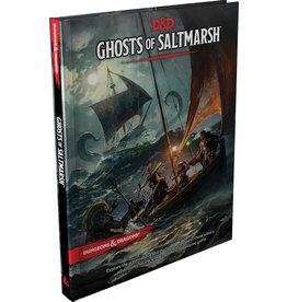 WOTC D&D D&D 5E Ghosts of Saltmarsh AC