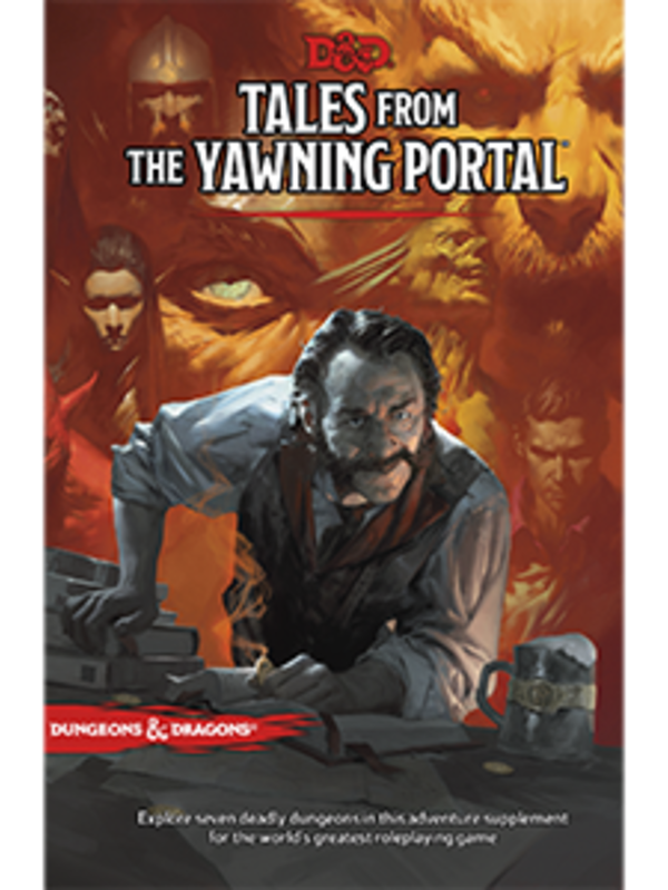 WOTC D&D D&D 5E Tales from the Yawning Portal