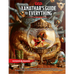 WOTC D&D D&D 5E: Xanathar's Guide to Everything