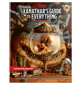 WOTC D&D D&D 5E: Xanathar's Guide to Everything