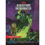 WOTC D&D D&D 5E Acquisitions Incorporated Book
