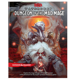 WOTC D&D D&D 5E Waterdeep Dungeon Mad Mage