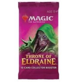 WOTC MTG MTG Throne of Eldraine Collector Booster