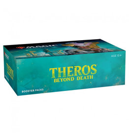 WOTC MTG MTG Theros Beyond Death Draft Booster Display