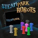 iello Steam Park Robots Expansion