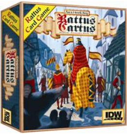 IDW Rattus Cartus Card Game
