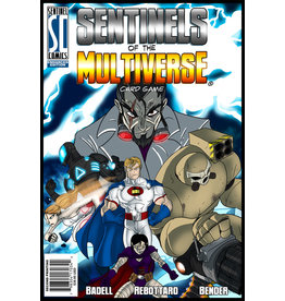 Greater Than Games Sentinels Of The Multiverse: Enhanced 2nd Edition