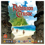 Portal Games Robinson Crusoe: Adventures on the Cursed Island
