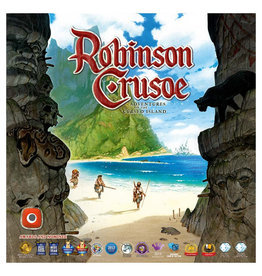 Portal Games Robinson Crusoe: Adventures on the Cursed Island