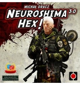 ANA ZMan Games Neuroshima Hex 3.0