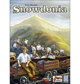 Indie Boards & Cards Snowdonia